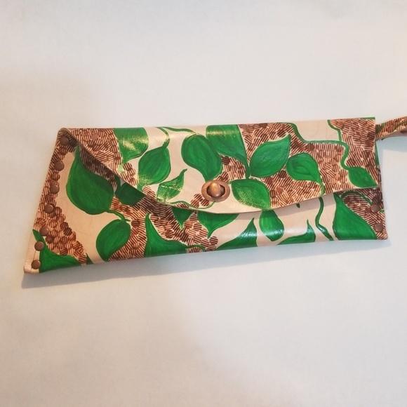 Jeakesona Handbags - Jeakesona leather clutch